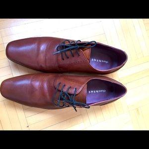 Italian handmade leather shoes size EUR 45/US 11.5